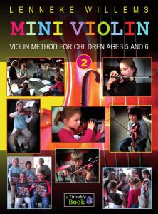 Mini Violin part 2 frontpage